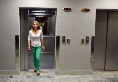 Nemocnice Podlesí má trojici nových výtahů za tři milióny korun