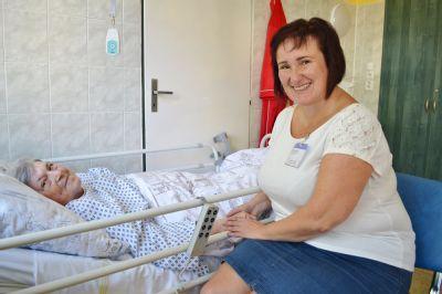 Pacienti Nemocnice Podlesí mohou nově využít služby kaplanky