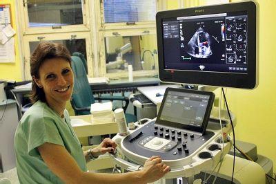 V Nemocnici Podlesí vyšetřují pacienty novým ultrazvukem