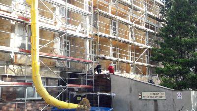 Nemocnice Podlesí v Třinci vyměnila část oken a modernizuje také interiéry