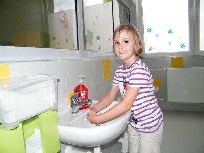 Nemocnice Podlesí zve zájemce na osvětu ohledně hygieny rukou