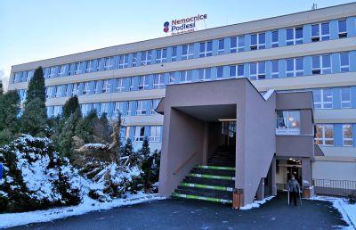 Nemocnice Podlesí se po rozsáhlé rekonstrukci změnila k nepoznání