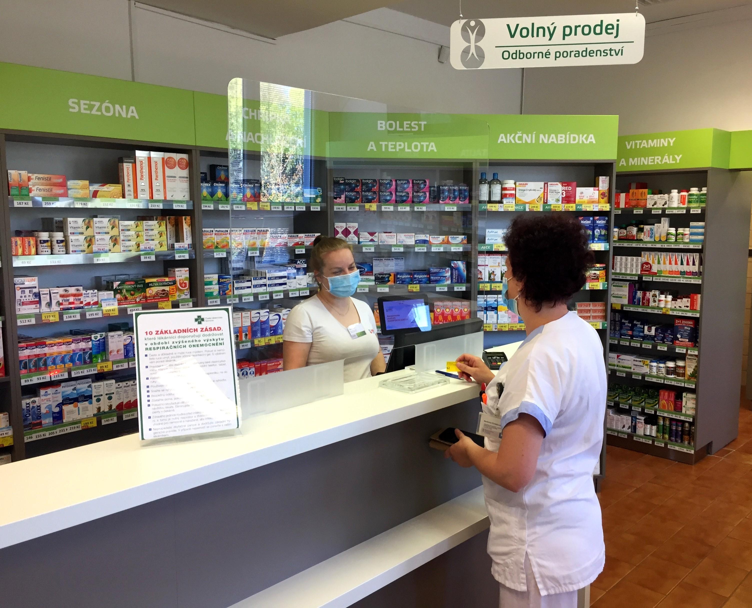 Lékárny AGEL v Třinci se přizpůsobily epidemiologické situaci a služby poskytují i nadále