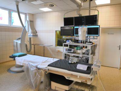 Nemocnice Podlesí zrekonstruovala arytmologický operační sál